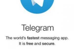 Telegram Messenger Foto:Telegram LLC. Imagen Por: