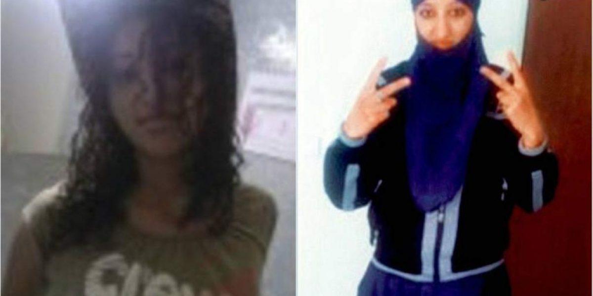 Mujer que explotó tras atentados: envuelta en el alcohol, drogas y con novia