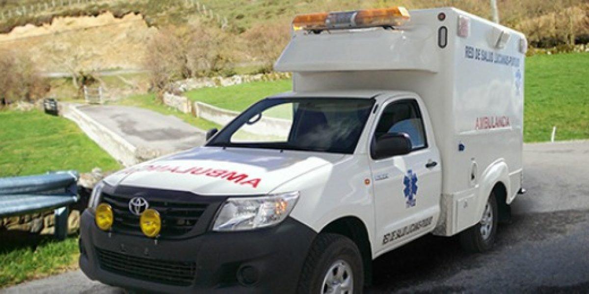 Empresa chilena vende sus propias ambulancias en Europa