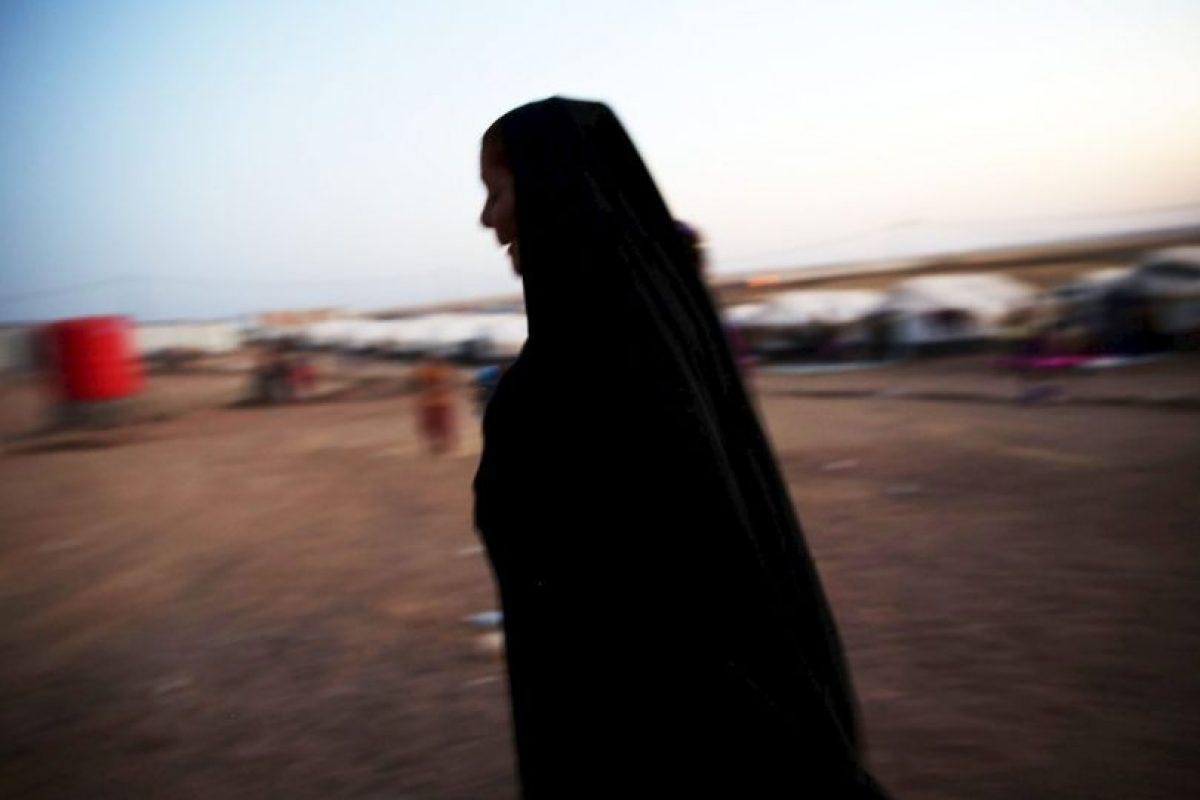 """Las autoridades informaron que se trataba de una mujer nacida en Francia y prima del """"cerebro"""" de los atentados. Foto:Getty Images. Imagen Por:"""