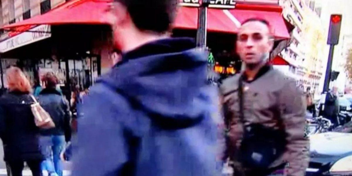 Una cámara grabó a Abaaoud en el Metro de París antes de los atentados