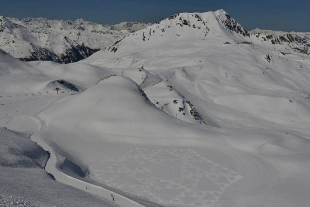 Foto:Vía Facebook/snowart8848. Imagen Por: