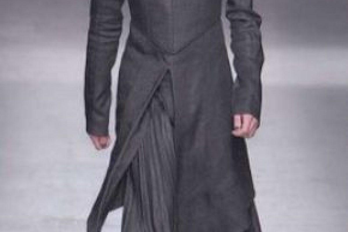 3. El uso de faldas para hombre se implementó desde 2000. Foto:Pinterest. Imagen Por: