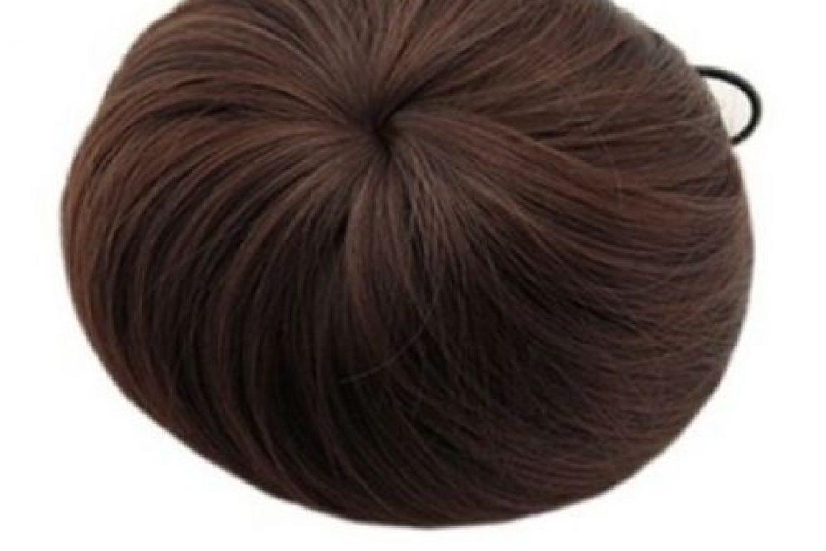 """La marca """"Bonamart"""" puso a la venta los """"Donut Clip-on"""", los cuales lograrán ese peinado que tantos desean. Foto:Vía Bonamart/Groupon. Imagen Por:"""