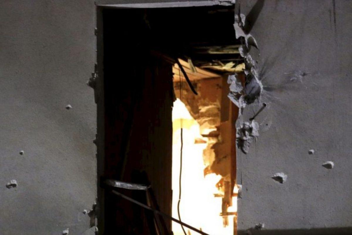 La operación inició en la madrugada del miércoles, tiempo local Foto:AP. Imagen Por: