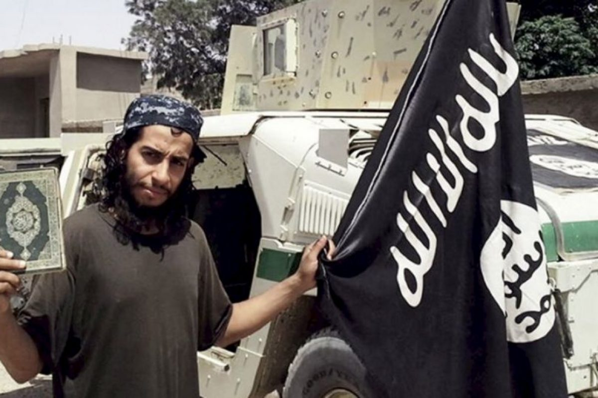 Tenía 28 años y era belga Foto:AFP. Imagen Por:
