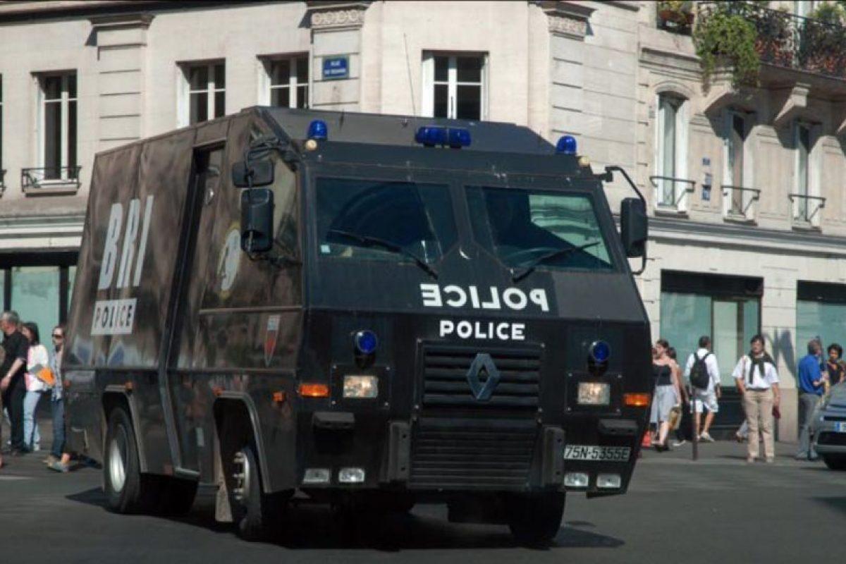 Pero uno fue abatido por un policía. Foto:Vía facebook.com/BRI. Imagen Por: