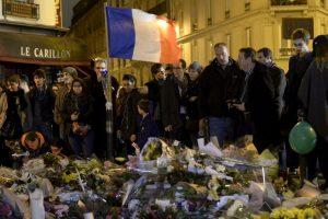 Todo a una semana de los atentados en París donde murieron 130 personas. Foto:AFP. Imagen Por: