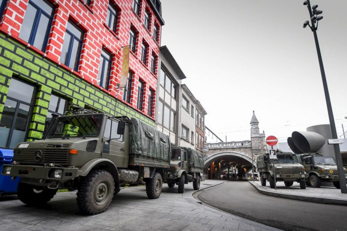 Mismo que vivía en el barrio de Molenbeek y trabajó en el Metro de Bruselas. Foto:AFP. Imagen Por: