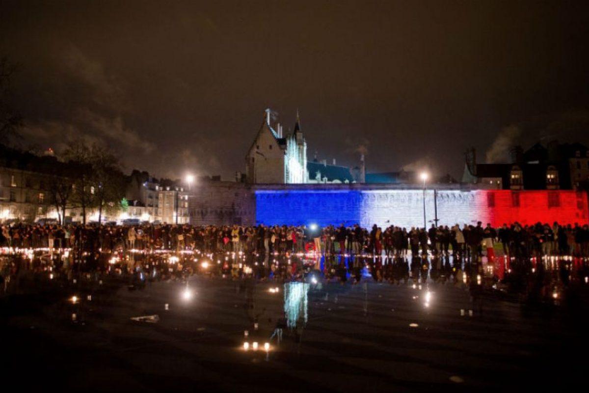 Presidido por el presidente Francois Hollande Foto:AFP. Imagen Por:
