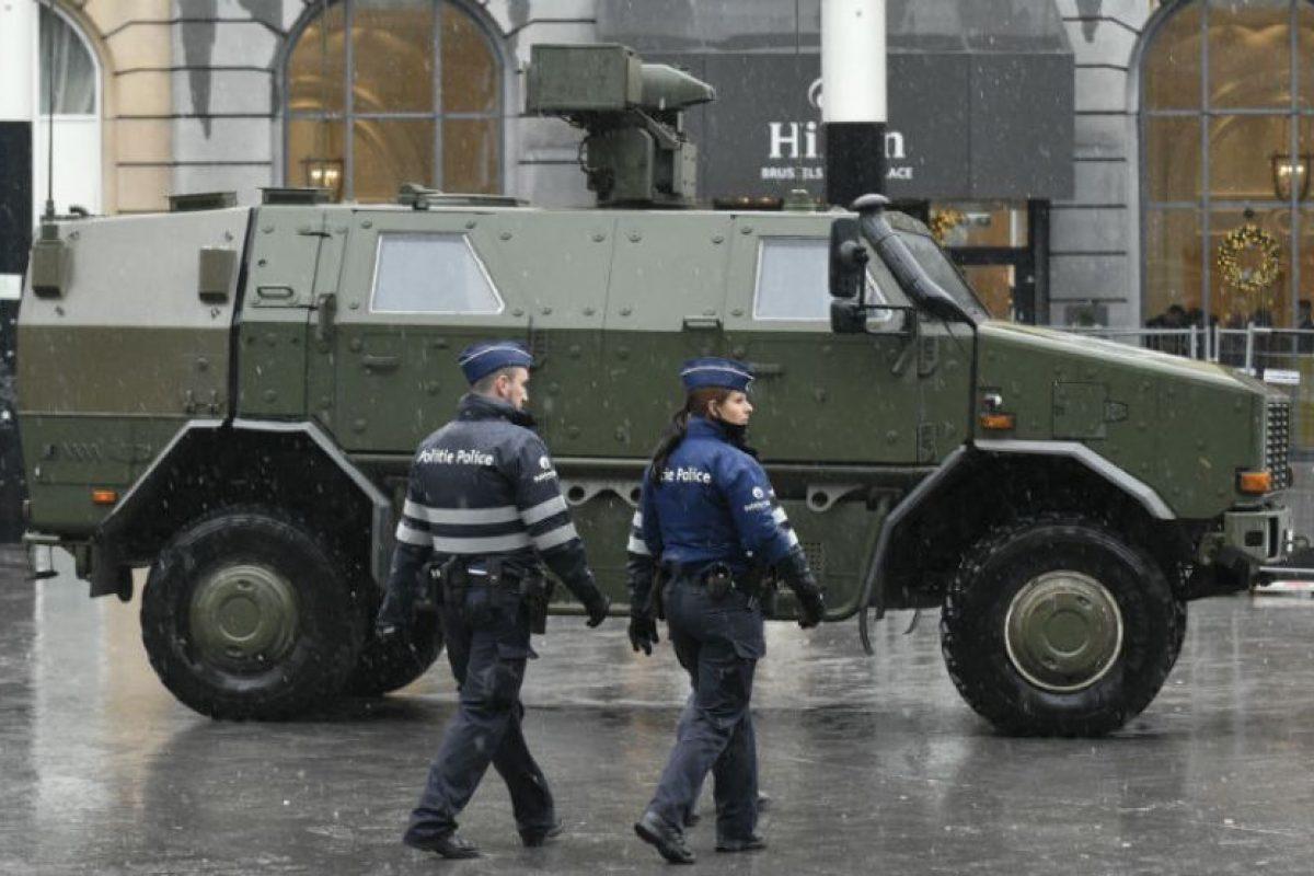 El gobierno decidió tomar medidas para prevenir un atentado como en París Foto:AFP. Imagen Por: