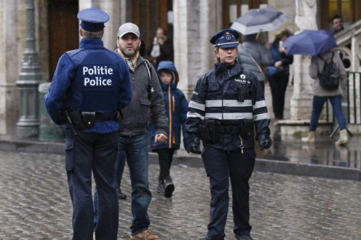 Servicios públicos fueron cerrados. Foto:AFP. Imagen Por:
