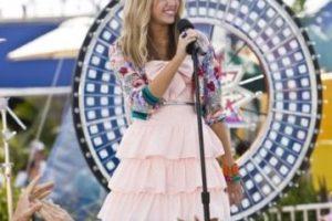 """La cantante saltó a la fama con la serie de Disney Channel, """"Hannah Montana"""", pero no tiene buenos recuerdos de esos días. Foto:IMDB. Imagen Por:"""