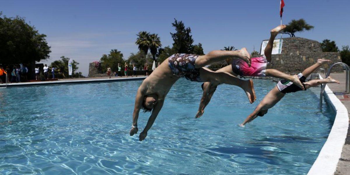 Autoridades inauguran oficialmente la temporada de piscinas