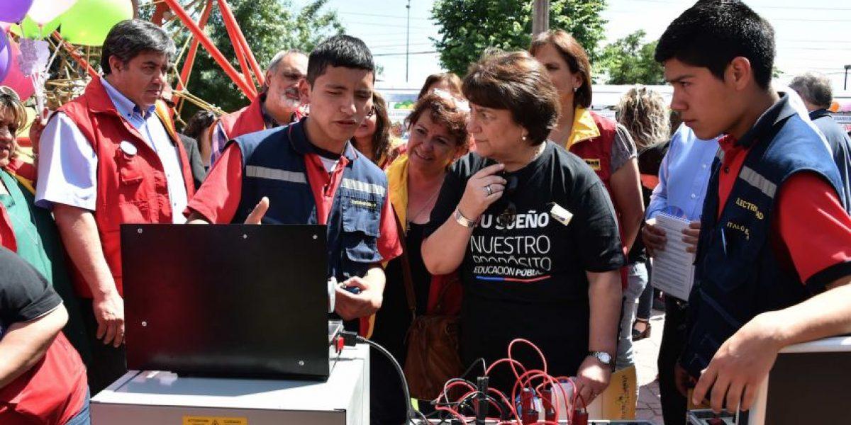 Mineduc presenta buscador de establecimientos públicos de calidad