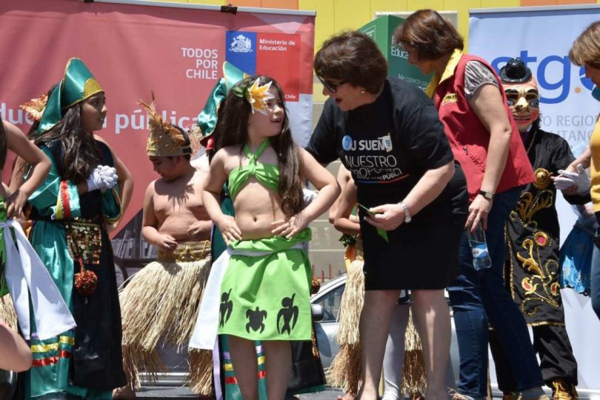 Foto:Ministerio de Educación. Imagen Por: