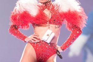 Ahora la cantante presume un estilo más libre y rebelde. Foto:Getty Images. Imagen Por: