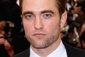 Robert Pattinson Foto: Getty Images. Imagen Por: