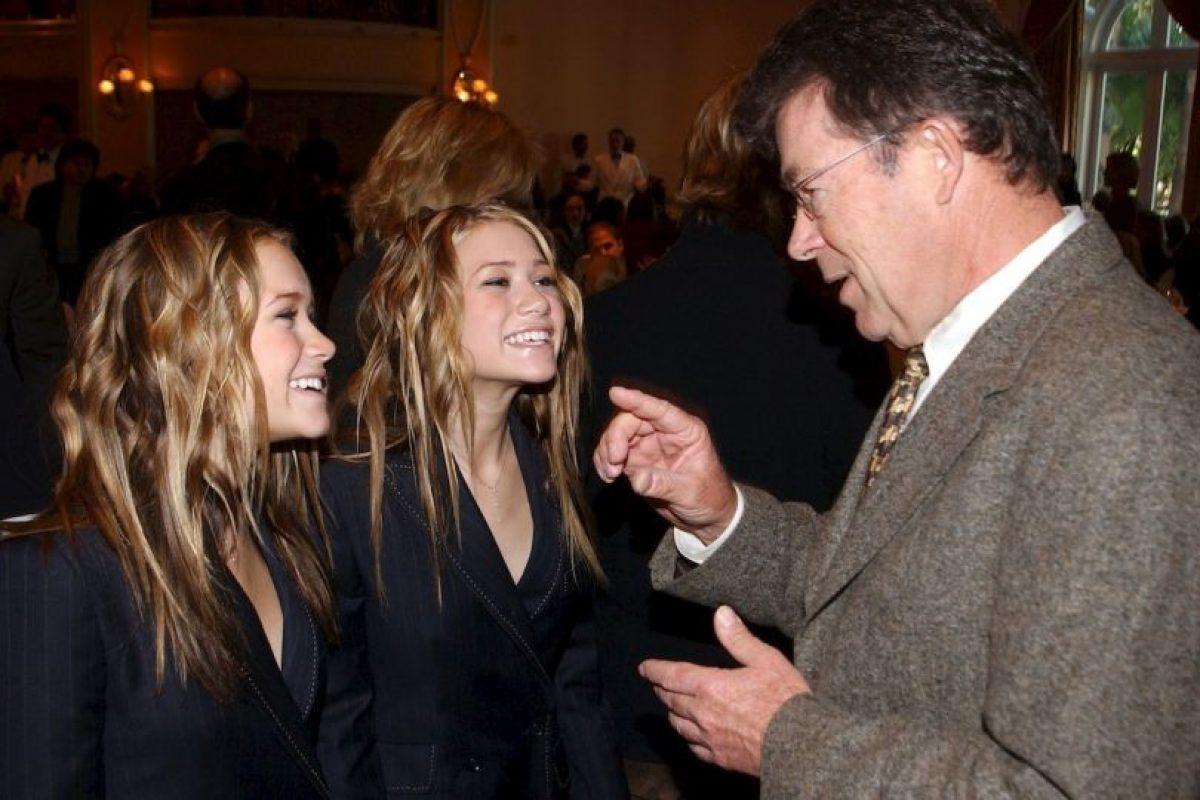 """Protagonizaron la famosa serie """"Full House"""" y en su adolescencia filmaron diversas películas sobre sus viajes por el mundo. Foto:Getty Images. Imagen Por:"""
