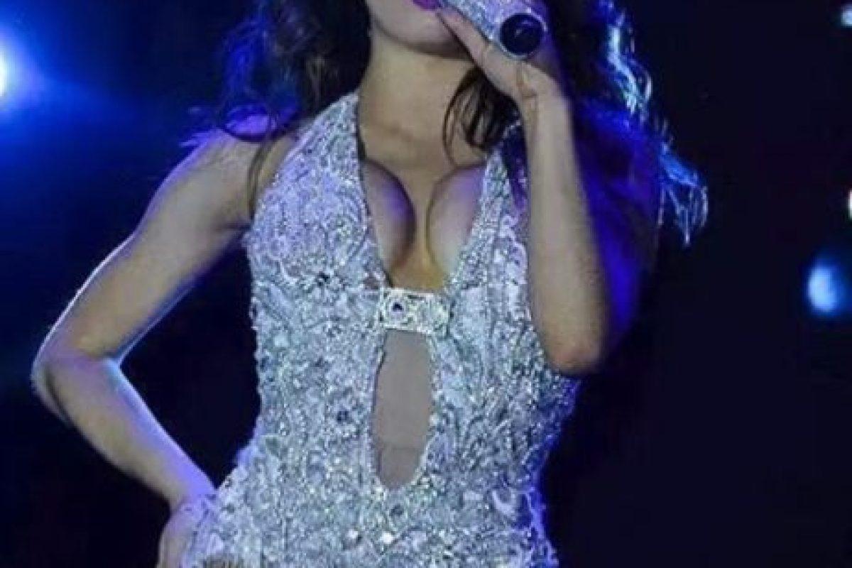 En 2014, se convirtió en el ícono pop de Argentina. Foto:vía instagram.com/laliespositoo. Imagen Por: