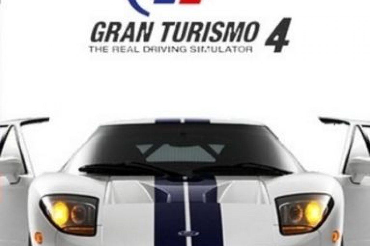 Gran Turismo 4 Foto:vía PlayStation. Imagen Por: