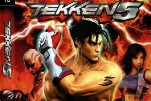 Tekken 5 Foto:vía PlayStation. Imagen Por: