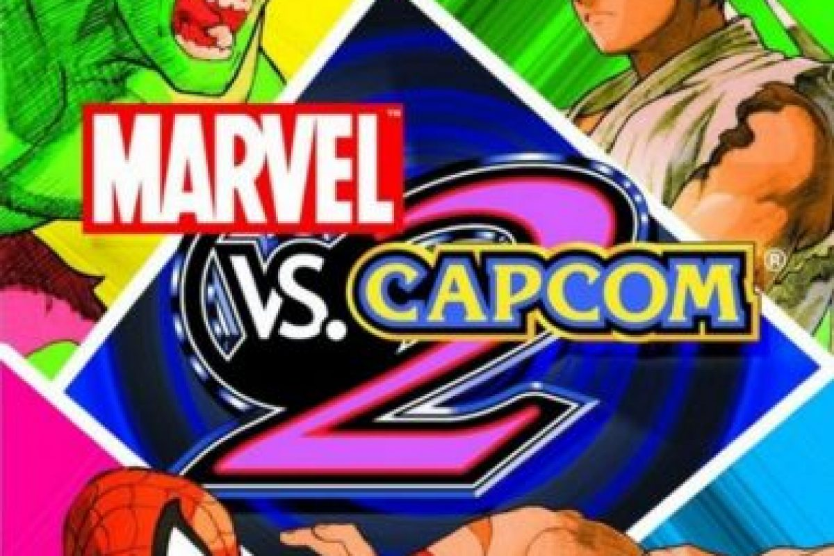 Marvel vs. Capcom 2 Foto:vía PlayStation. Imagen Por: