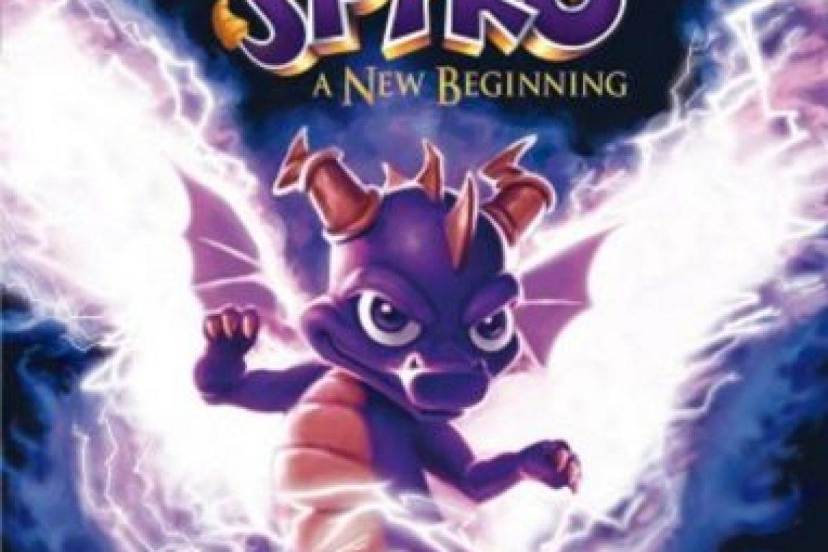 Spyro Foto:vía PlayStation. Imagen Por: