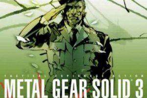 Metal Gear Solid 3 Subsistence Foto:vía PlayStation. Imagen Por: