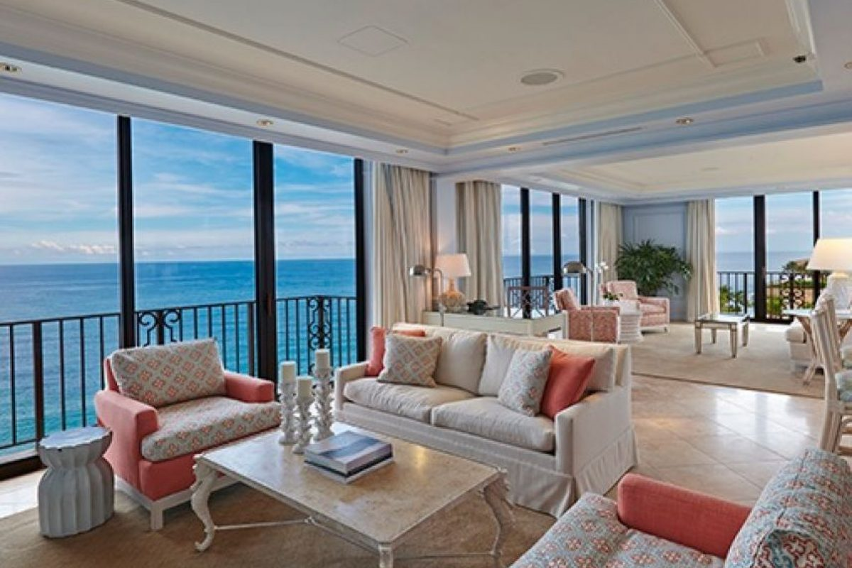 El lugar está ubicado en la zona costera de West Palm Beach, al norte de Miami. Foto:www.thebreakers.com. Imagen Por: