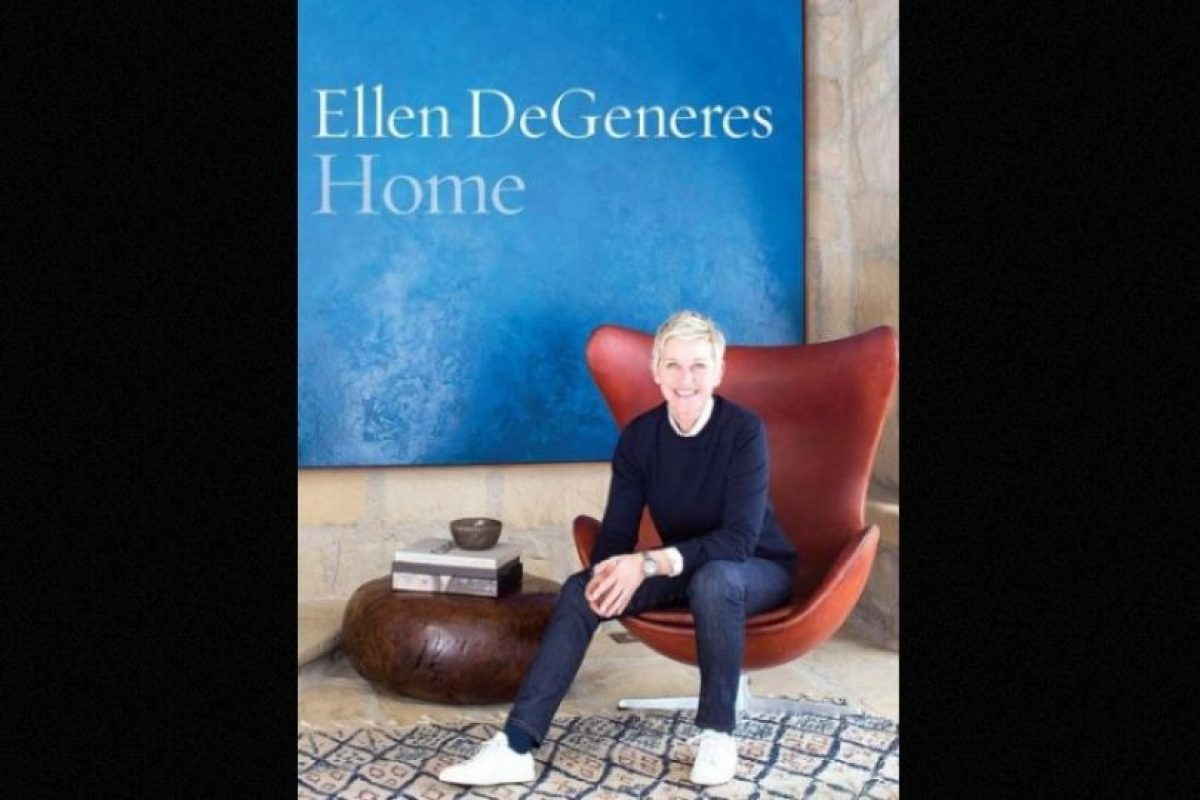 La presentadora Ellen DeGeneres, quien ha entrevistado en varias ocasiones a Sofía Vergara. Foto:Instagram/theellenshow. Imagen Por: