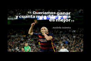 Andrés Iniesta, capitán del Barcelona Foto:Getty Images. Imagen Por: