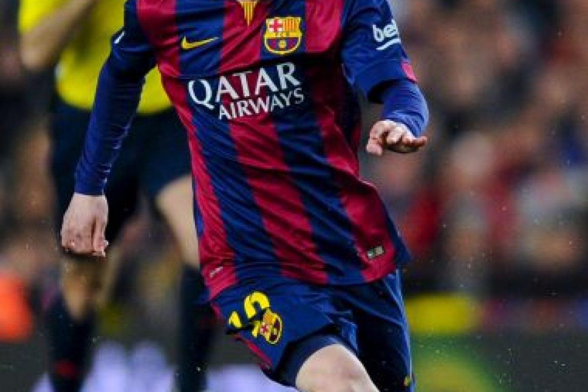 7. En tanto, Barcelona facturó 484.6 millones Foto:Getty Images. Imagen Por: