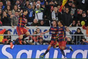 Barcelona ganó 4-0 al Real Madrid Foto:Getty Images. Imagen Por: