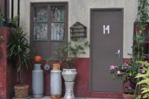 """8- La casa de """"Kiko"""" y """"Doña Florinda"""". Foto:Nicolás Corte. Imagen Por:"""