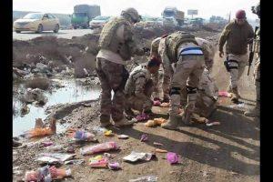 """El Estado Islámico busca la manera de eliminar a sus """"enemigos"""" Foto:Vía Twitter @green_lemonnn. Imagen Por:"""