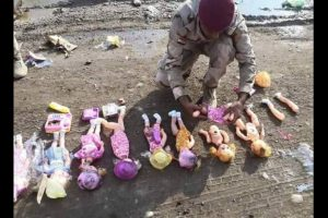 18 explosivos fueron desmontados. Foto:Vía Twitter @green_lemonnn. Imagen Por: