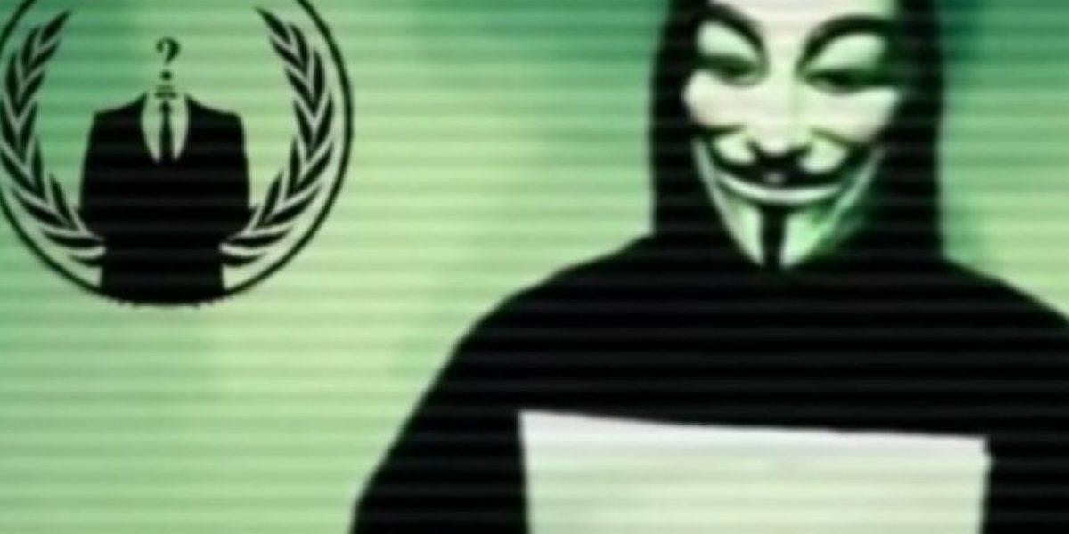 Anonymous: ISIS planea atentados este domingo en