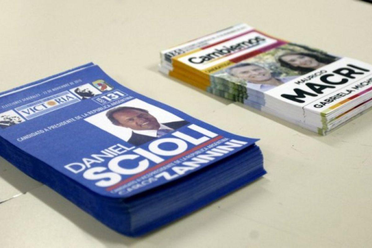 Se reportó que ya había votado el 66% del padrón electoral Foto:AFP. Imagen Por:
