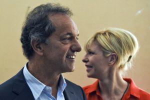 """Daniel Scioli, candidato oficialista del """"Frente para la Victoria"""" Foto:AFP. Imagen Por:"""