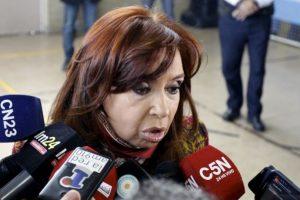 Cristina Fernández concluirá su mandato presidencial el 10 de diciembre Foto:AFP. Imagen Por: