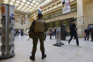 Por lo que el sábado lanzó una alerta máxima en Bruselas. Foto:AFP. Imagen Por: