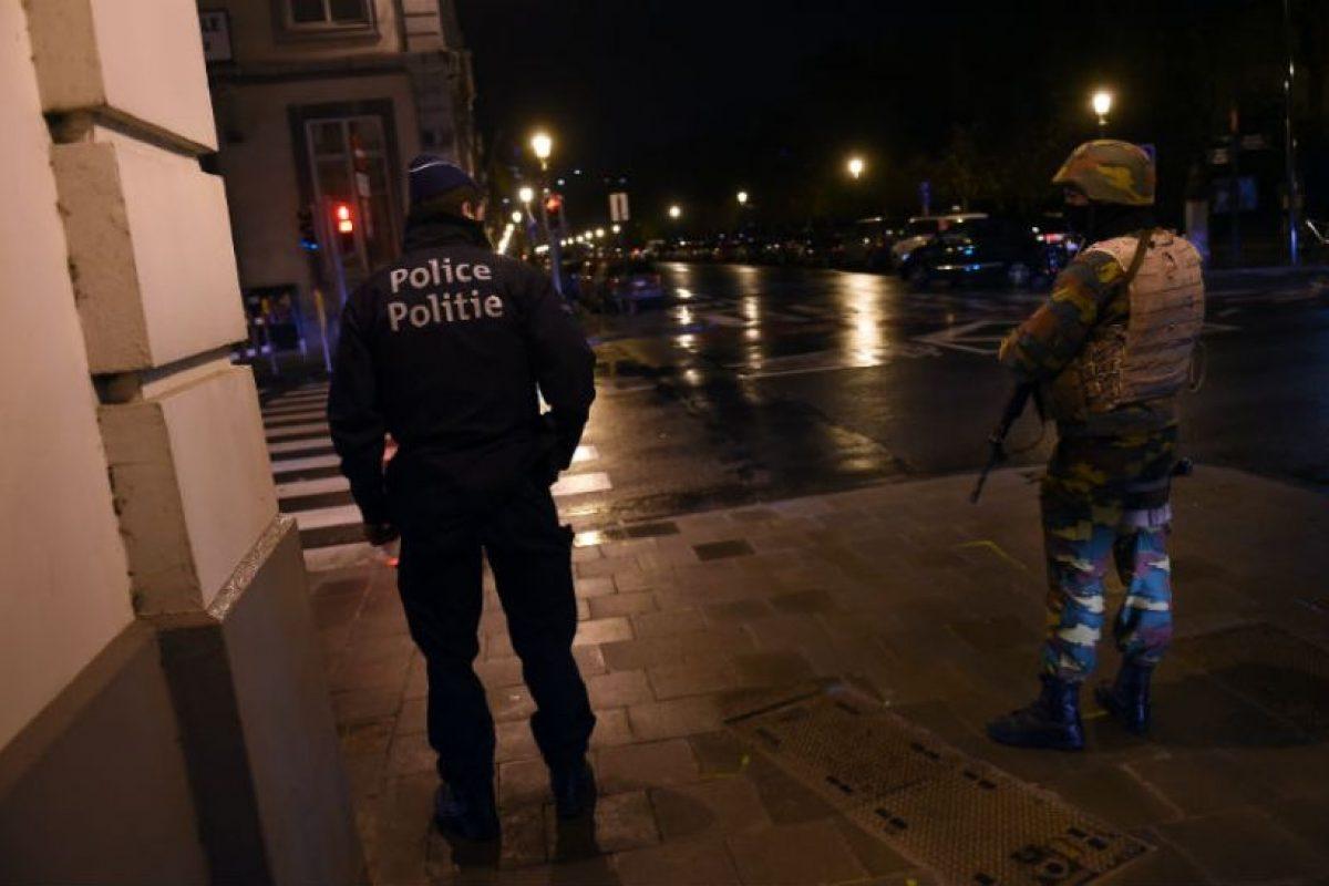 La orden se dio desde el sábado Foto:AFP. Imagen Por:
