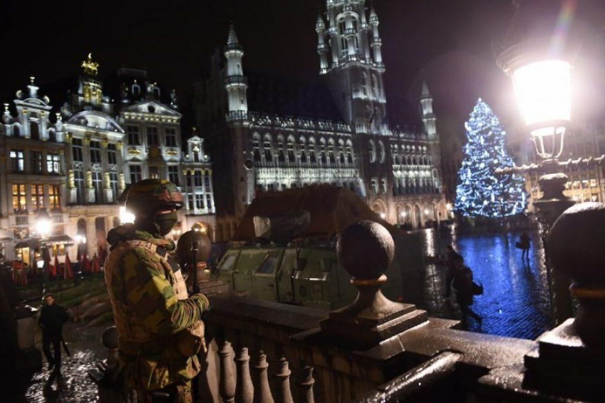 Y ahora se lanzó un operativo antiterrorista en el hotel Radisson Blue. Foto:AFP. Imagen Por:
