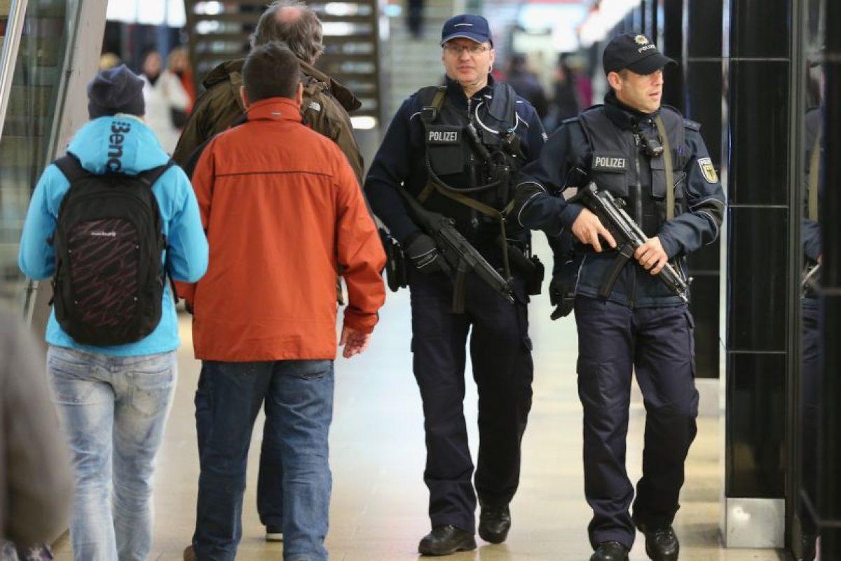 """El FAS aseguró que """"los explosivos se reservaron para una ocasión posterior"""" Foto:Getty Images. Imagen Por:"""