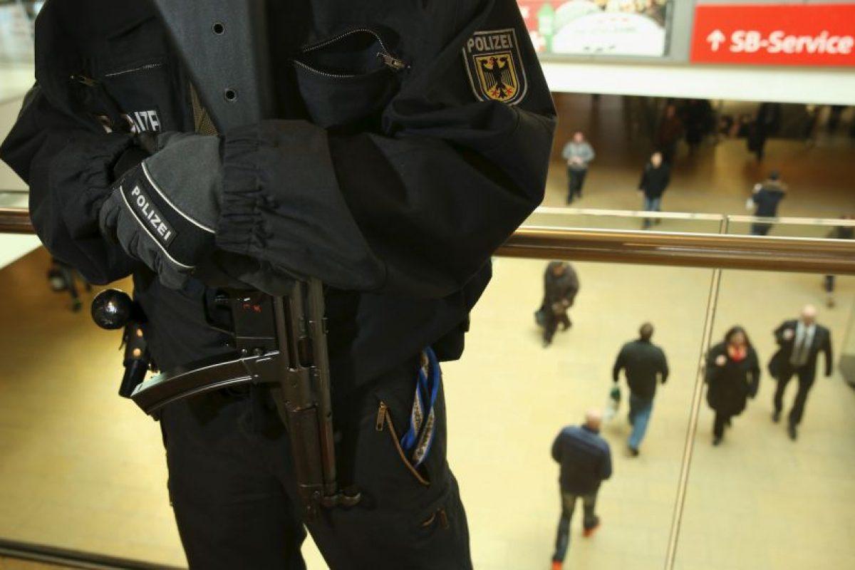Además, aseguran que el líder de esta supuesta célula tiene nacionalidad alemana Foto:Getty Images. Imagen Por:
