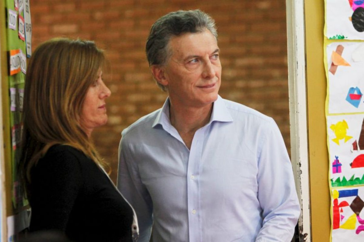 Macri es alcalde de la Ciudad de Buenos Aires Foto:Getty Images. Imagen Por: