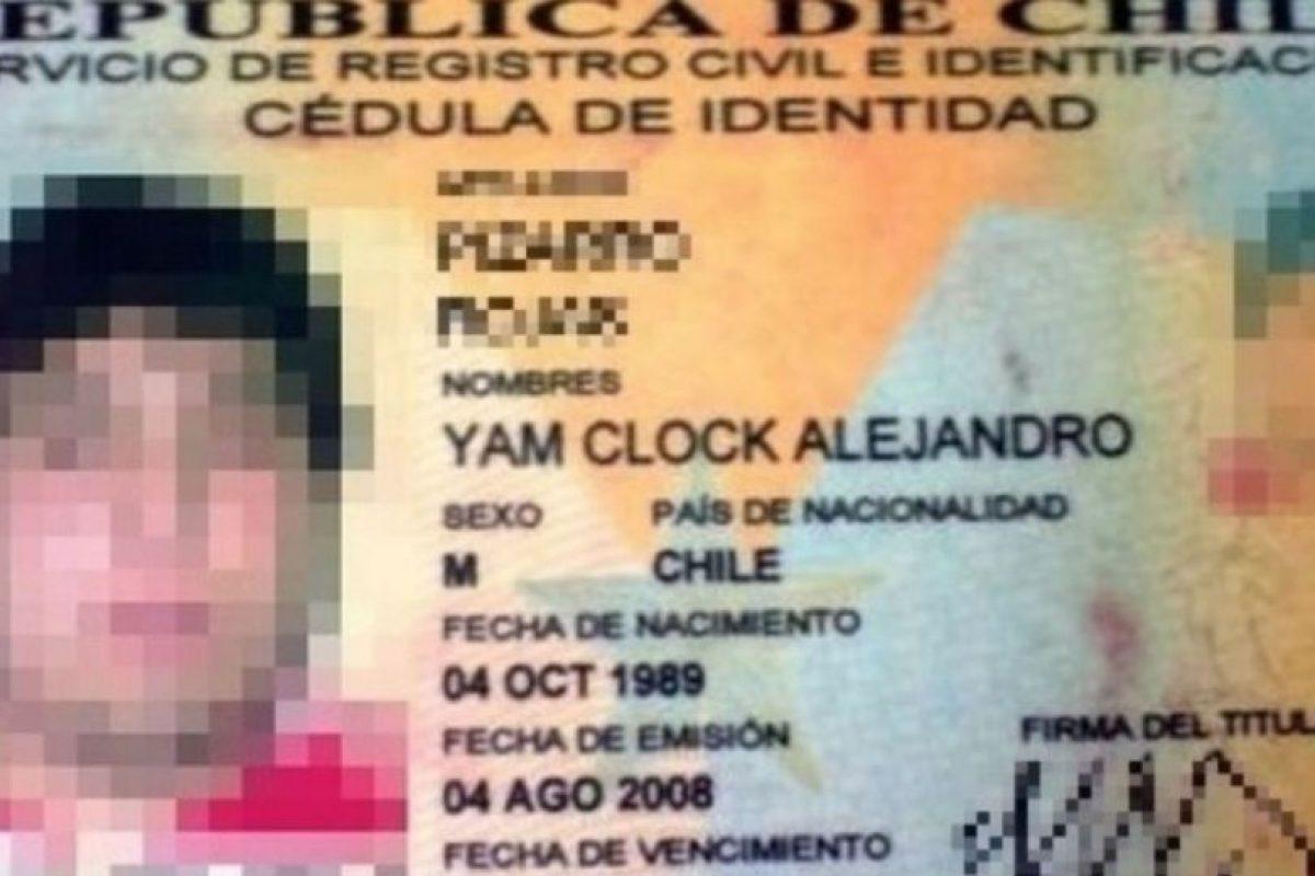 Yam Clock Alejandro. Imagen Por: