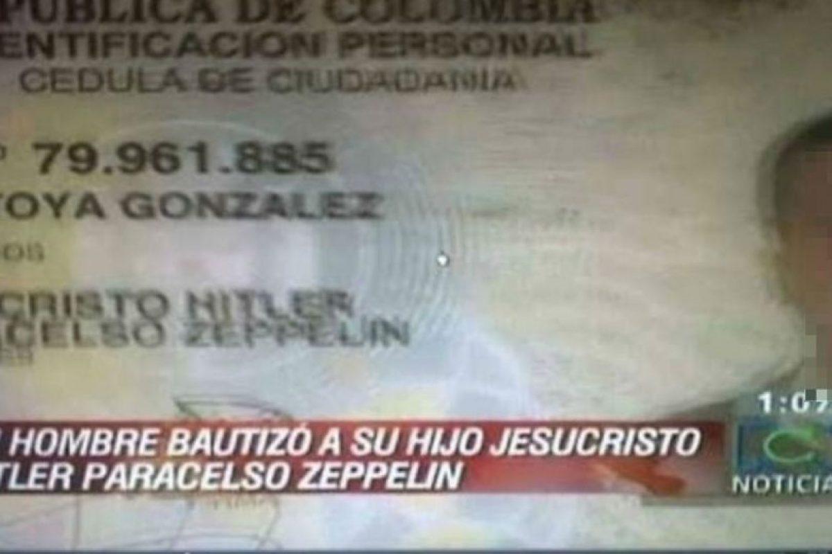 Cristo Hitler Foto:Pinterest. Imagen Por:
