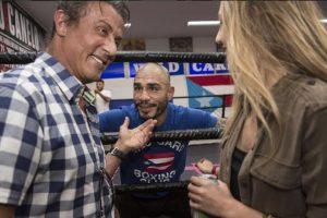 7. Sylvester Stallone es otro de sus amigos Foto:Vía instagram.com/realmiguelacotto. Imagen Por: